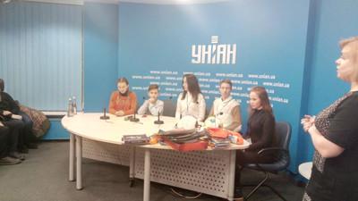 «Недитячий погляд на війну» - ліговці Бахмута прийняли участь у всеукраїнському конкурсі S36851211