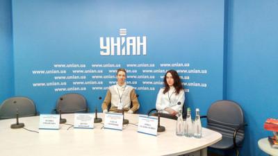 «Недитячий погляд на війну» - ліговці Бахмута прийняли участь у всеукраїнському конкурсі S93076569