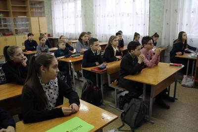Учні Бахмутського НВК № 11 проінформовані про Закон України «Про запобігання булінгу» S37051546